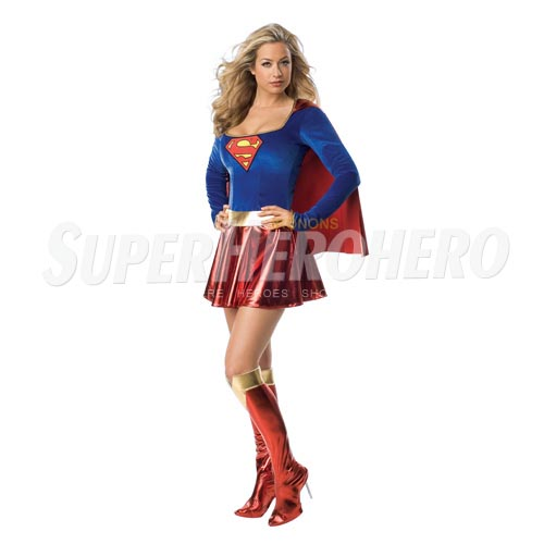 Custom Supergirl Iron on Transfers (Wall & Car Stickers) No.7726