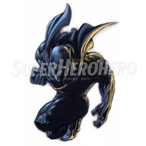 Custom T'Challa Iron on Transfers (Wall & Car Stickers) No.6510