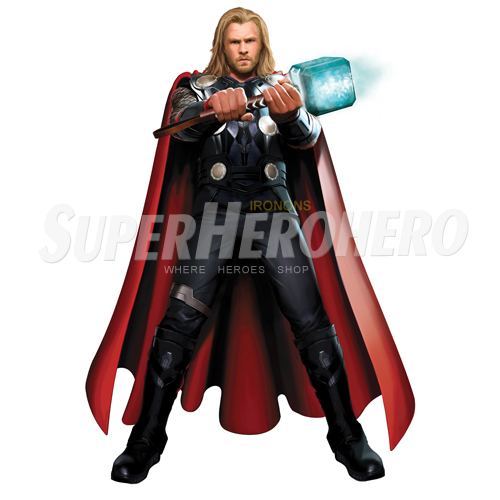 Designs Thor Iron on Transfers (Wall & Car Stickers) No.4684