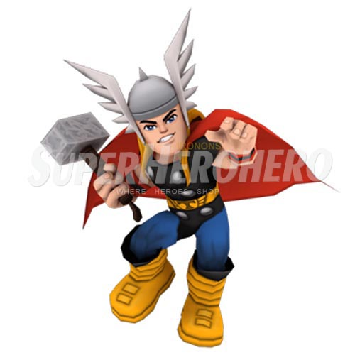 Designs Thor Iron on Transfers (Wall & Car Stickers) No.4690