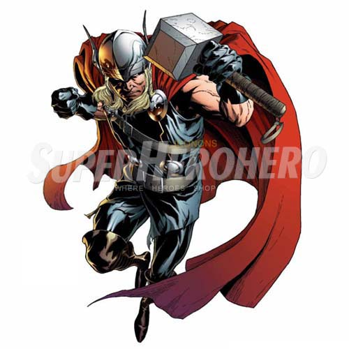Designs Thor Iron on Transfers (Wall & Car Stickers) No.4691