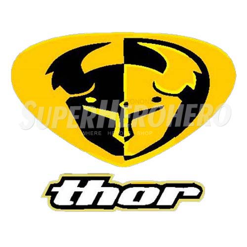 Designs Thor Iron on Transfers (Wall & Car Stickers) No.4701