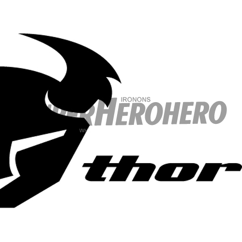 Designs Thor Iron on Transfers (Wall & Car Stickers) No.4702