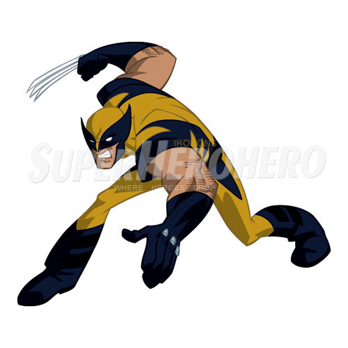 Design X-Men Iron on Transfers (Wall & Car Stickers) No.5105